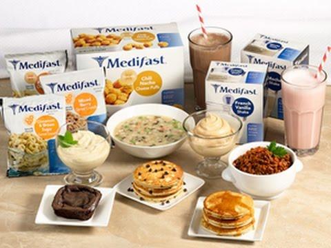 Medifast Diet Overview